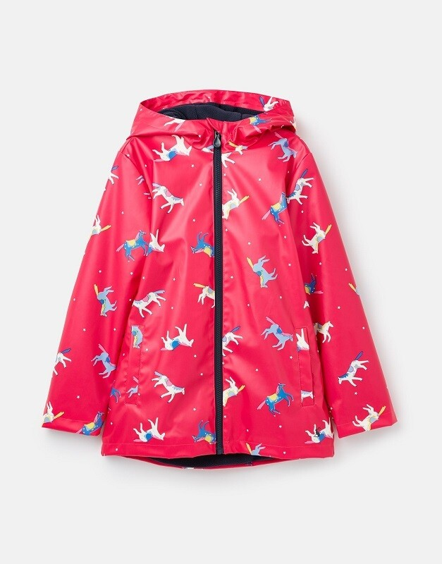 Joules Girls Raindance Coat (206743)