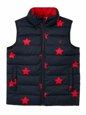 Joules Boys Flip It Gillet
