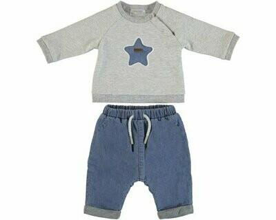 Mayoral Baby Boys 2 Piece Set (2560)