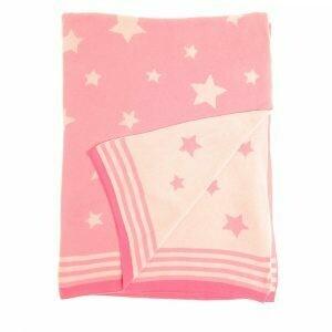 Ziggle Star Baby Blanket