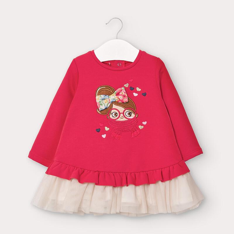 Mayoral Girls Dress (2965)