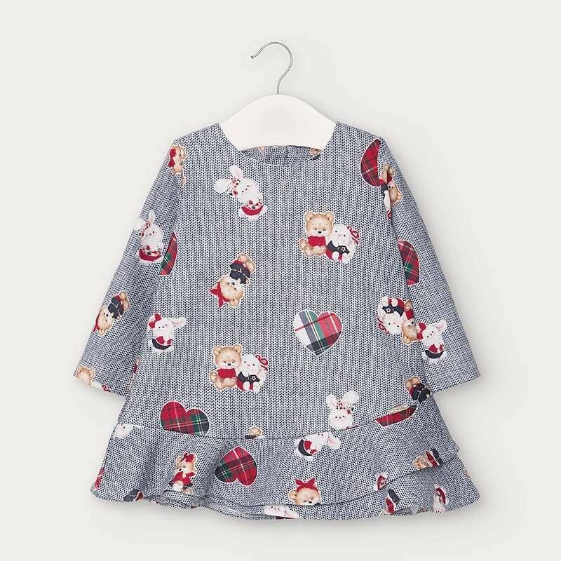 Mayoral Girls Dress (2963)