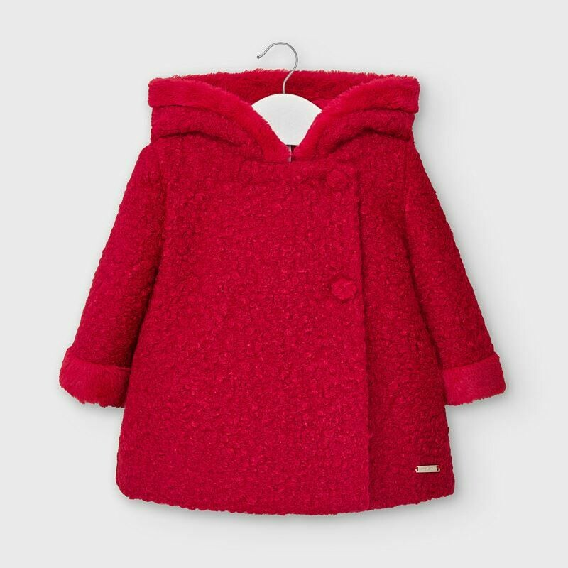 Mayoral Girls Coat (2409)