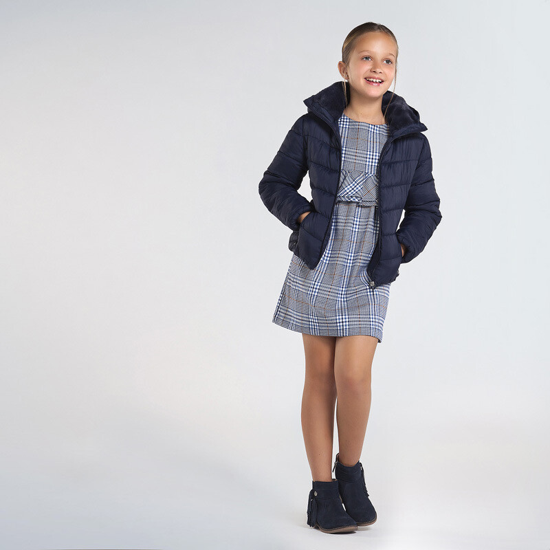 Mayoral Girls Dress 7973