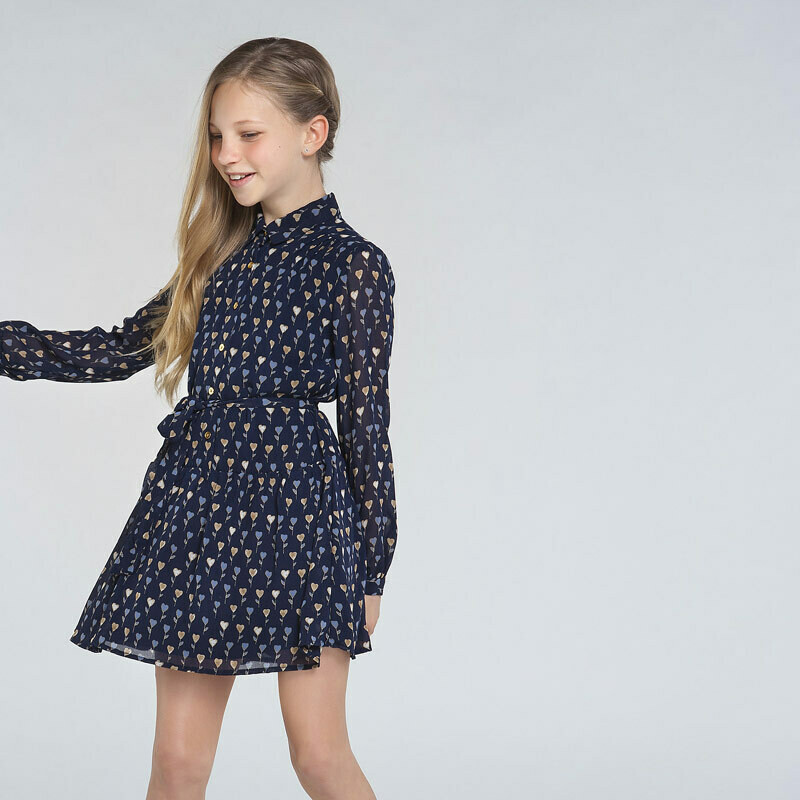 Mayoral Girls Dress 7972