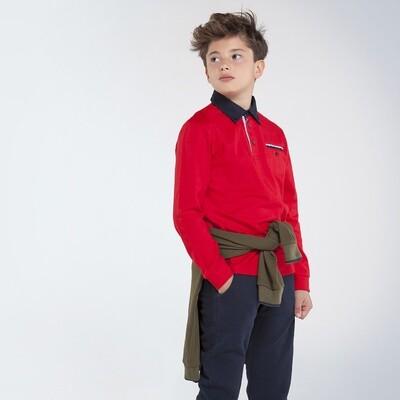 Mayoral Boys Polo Shirt (7124)