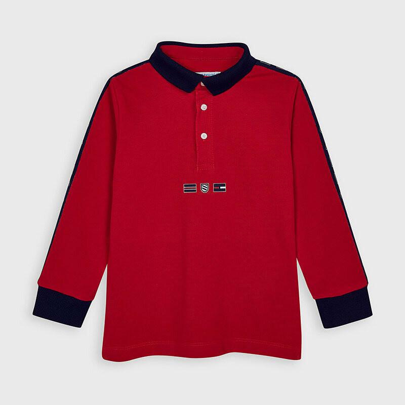 Mayoral Boys Polo Shirt (4130)