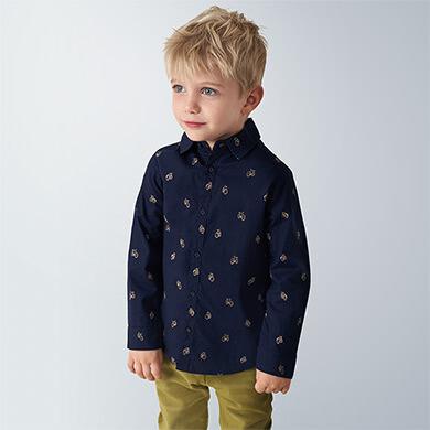 Mayoral Boys Shirt (4141)