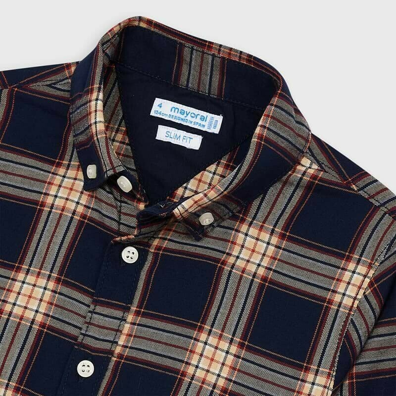 Mayoral Boys Shirt (4147)