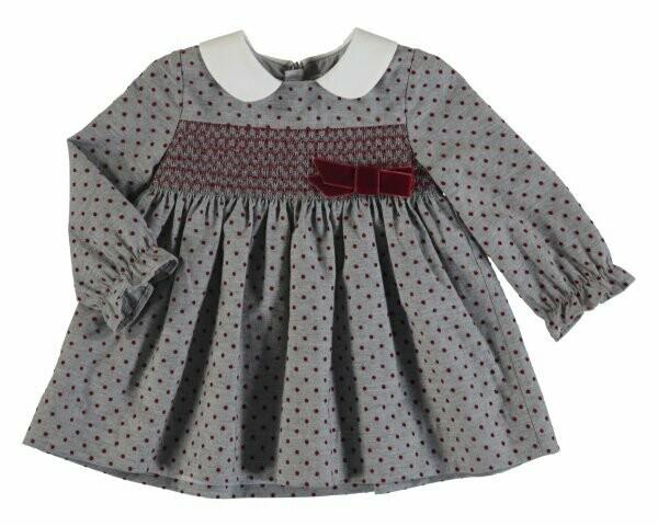 Mayoral Girls Dress (2956)