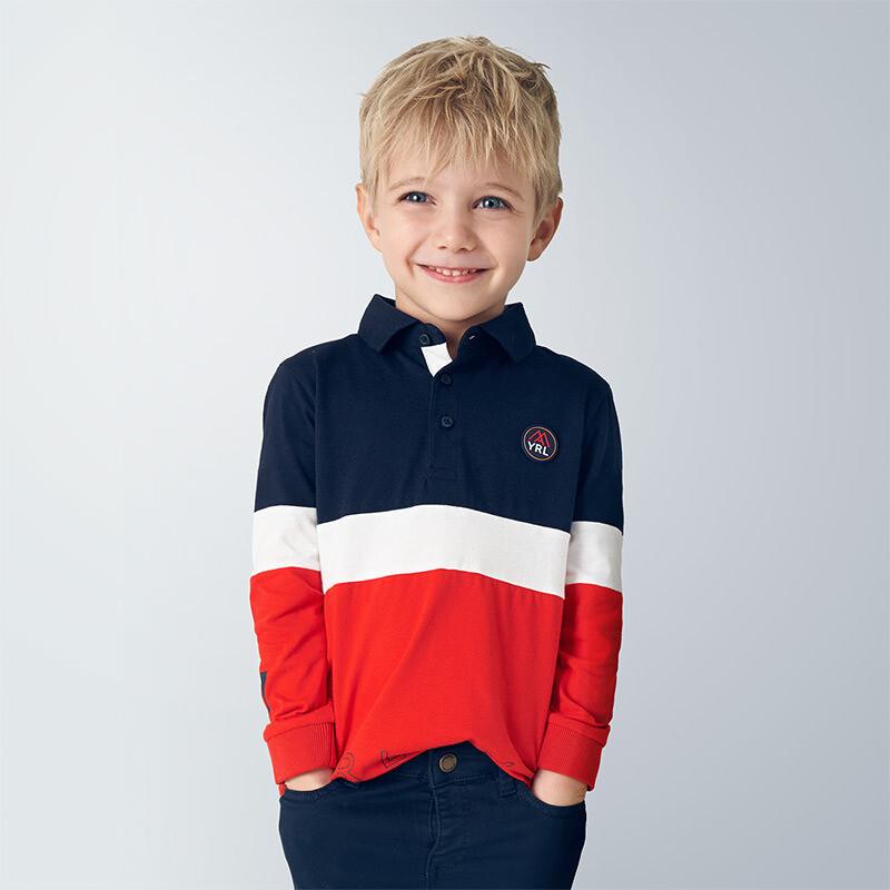 Mayoral Boys Polo Shirt (4129)