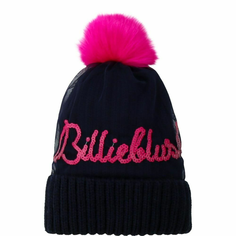 Billieblush Girls Knit Hat U11074