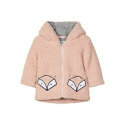 Name It Baby Girls Jacket (13178630)