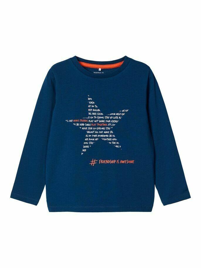 Name It Boys Long Sleeve Tshirt M(13182089)