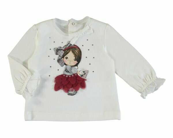 Mayoral Girls Tshirt (2054)