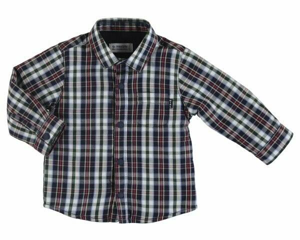 Mayoral Boys Lined Overshirt (2127)