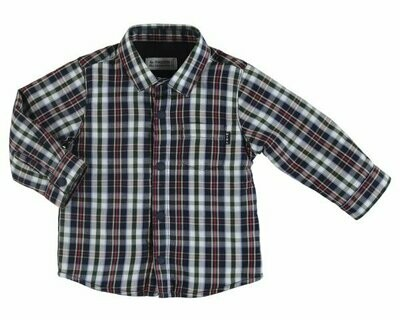 Mayoral Boys Lined Overshirt (2127)