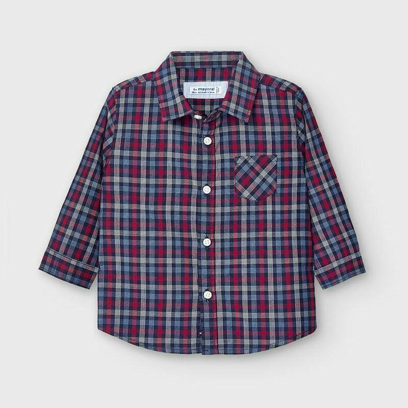 Mayoral Boys Shirt I2130)