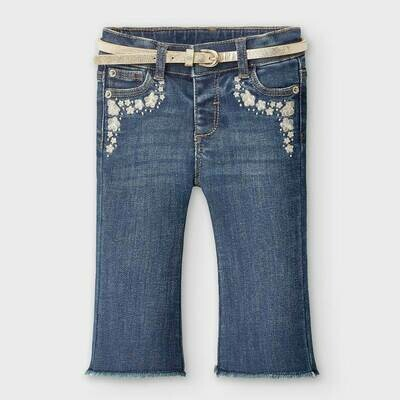 Mayoral Girls Jeans (2590)