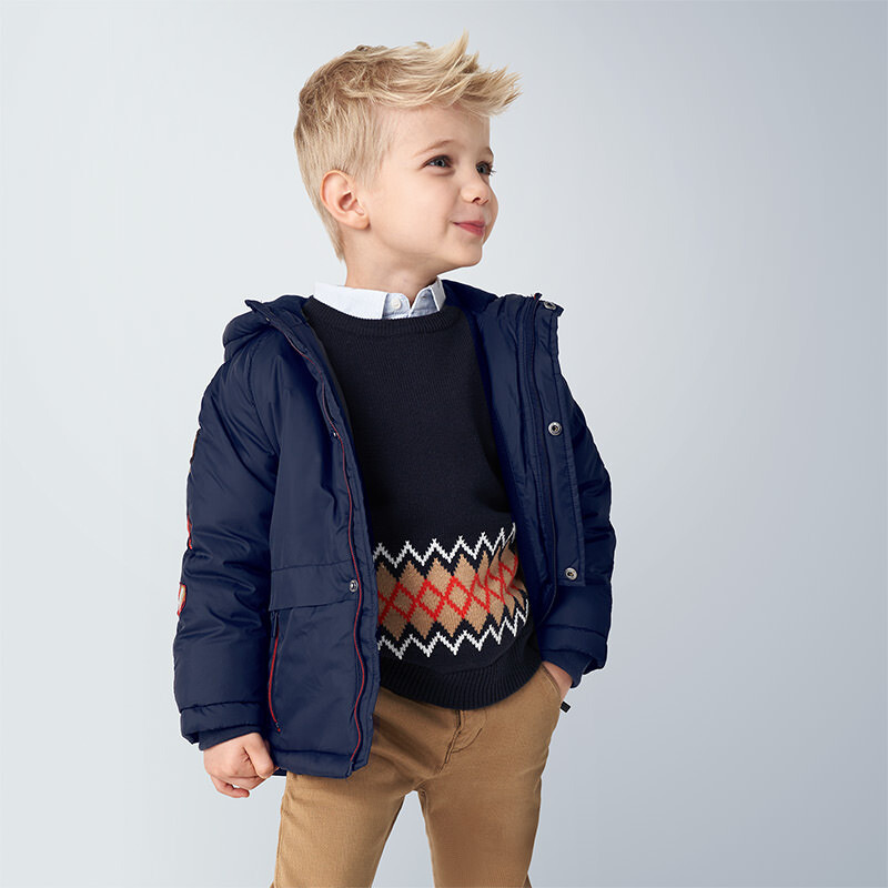 Mayoral Boys Coat (4474)
