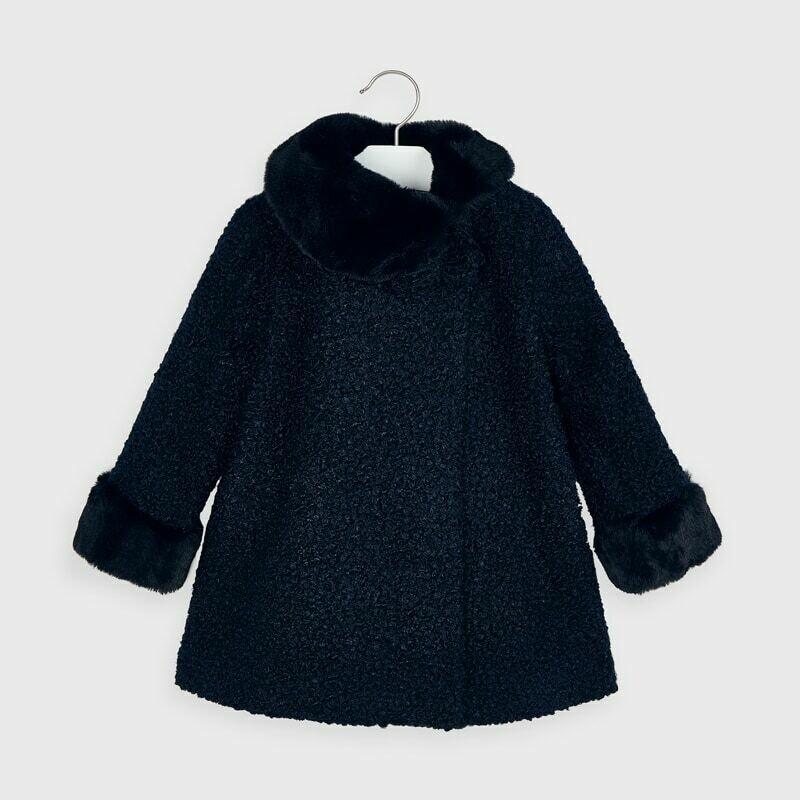 Mayoral Girls Coat (4411)