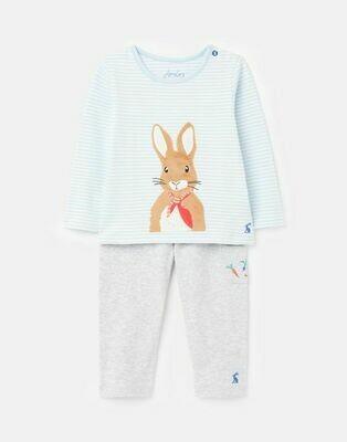 Joules Peter Rabbit 2 Piece Set