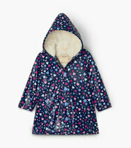Hatley Hearts Colour Changing Coat
