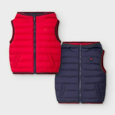 Mayoral Boys Reversible Gillet (2352)