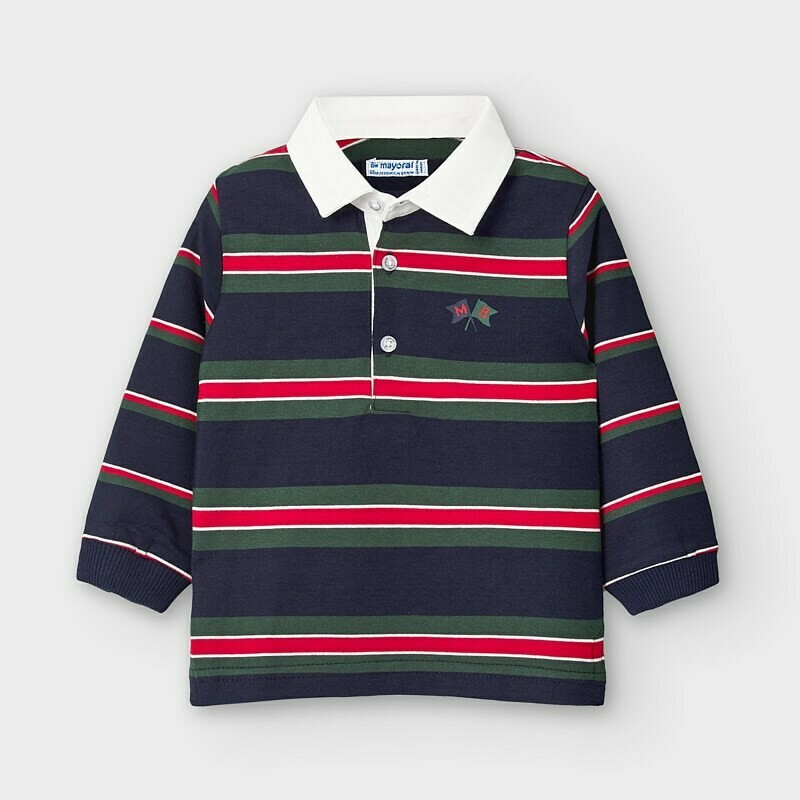 Mayoral Boys Polo Shirt (2125)