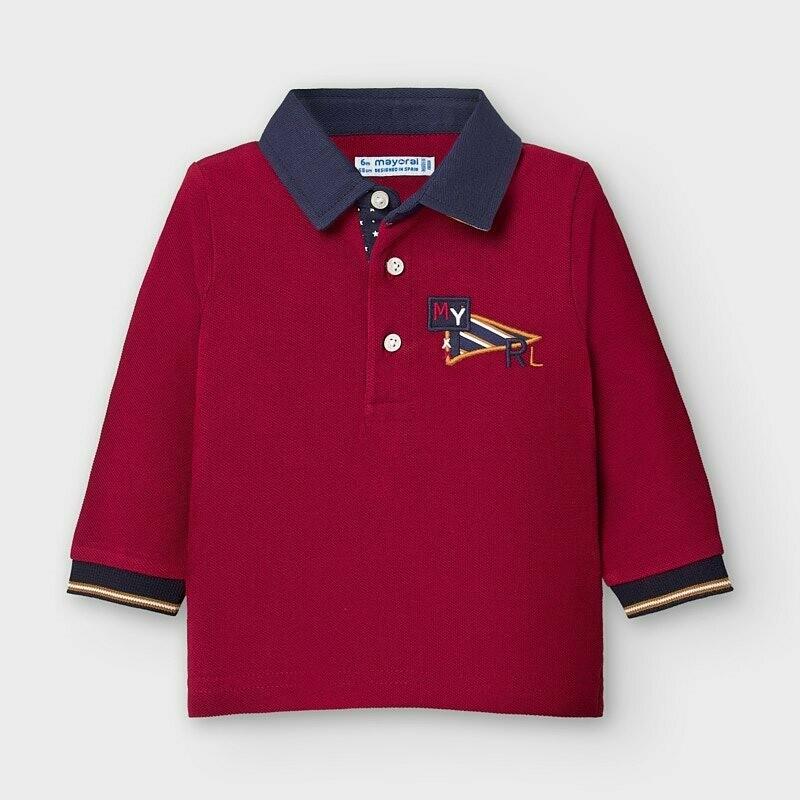 Mayoral Boys Polo Shirt (2126)