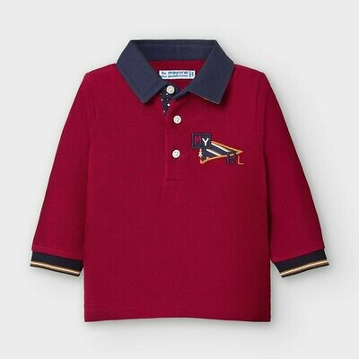 Mayoral Boys Polo Shirt (2126)