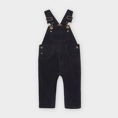 Mayoral Boys Cord Dungarees (2656)