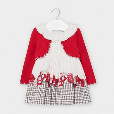 Mayoral Girls Dress (2950)