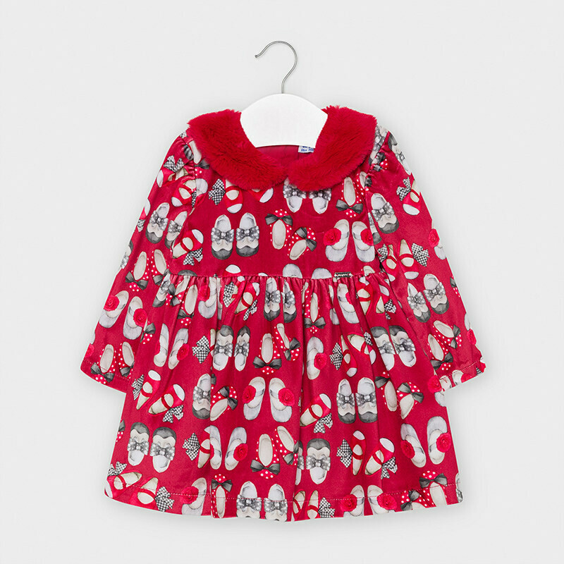 Mayoral Girls Dress (2951)