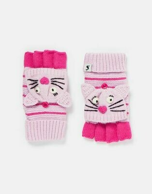 Joules Girls Chummy Gloves