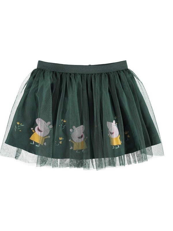 Name It Girls Peppa Pig Tulle Skirt M(13183951)