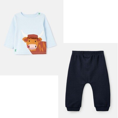 Joules Baby boys 2 Piece Set