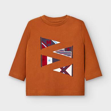 Mayoral Boys Long Sleeve Tshirt (2039)