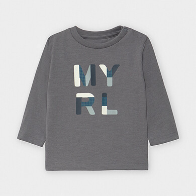 Mayoral Boys Long Sleeve Tshirt (108)