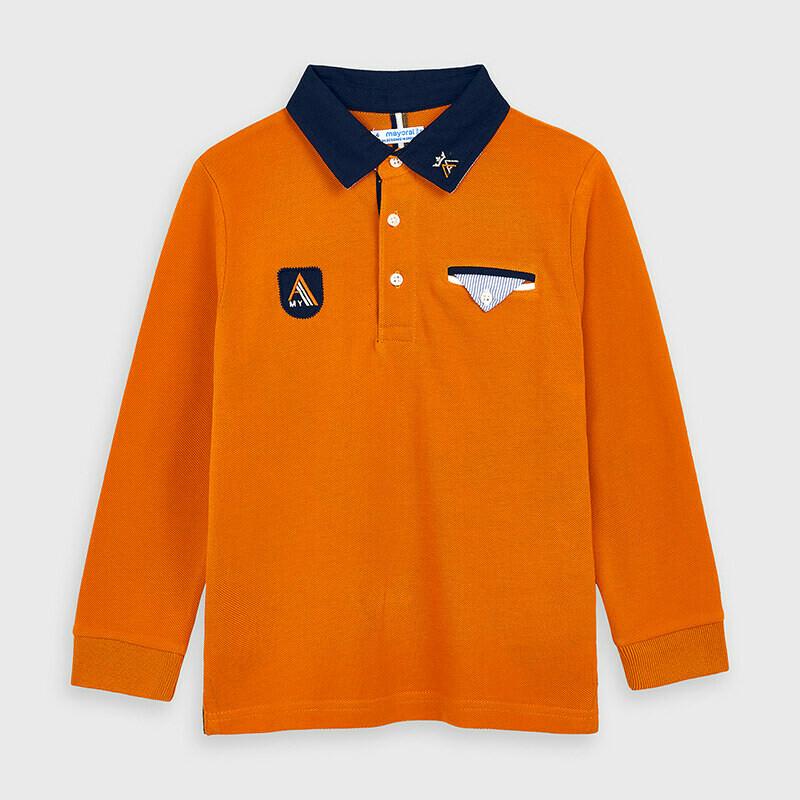 Mayoral Boys Polo Shirt (4128)