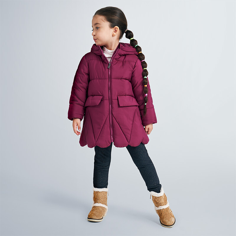Mayoral Girls Padded Coat (4416)