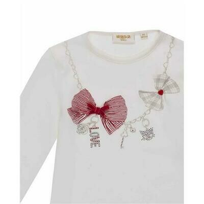 UBS2 Girls LS Top (209203)