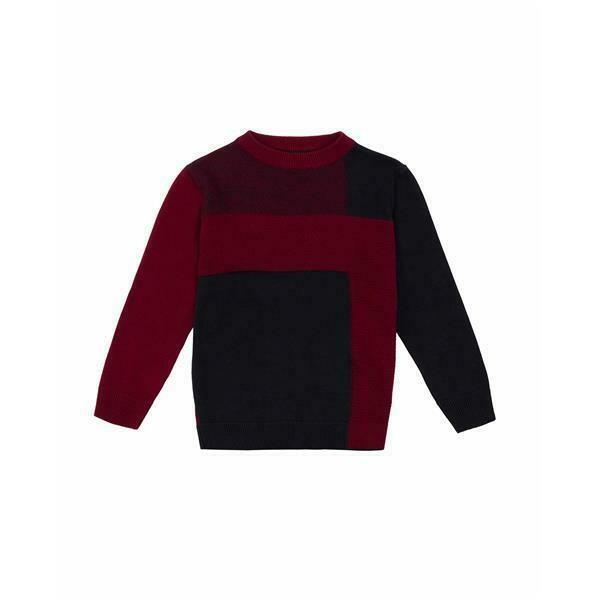 UBS2 Boys Knit Jumper (205108)