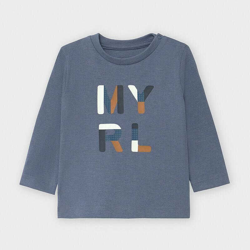 Mayoral Boys Long Sleeve Tshirt (108)