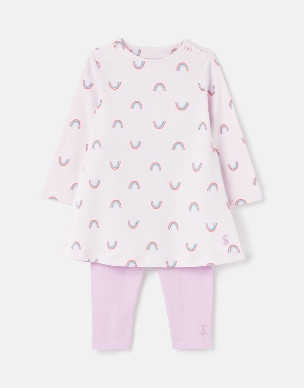 Joules Baby Girls Christina 2 Piece Set.