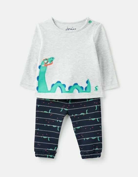 Joules Baby Boys Lawson 2 Piece Set