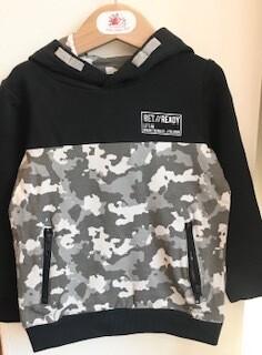 Name It Boys Hooded Sweatshirt M(13184053)