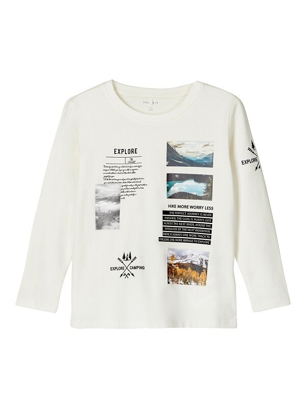 Name It Boys Long Sleeve Tshirt M(13184111)