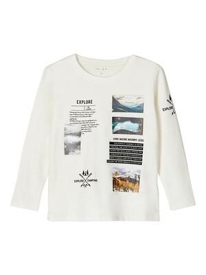 Name It Boys Long Sleeve Tshirt M(13184111)