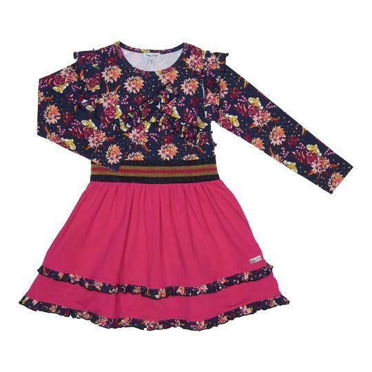 Happy Calegi Girls Dress (1858)